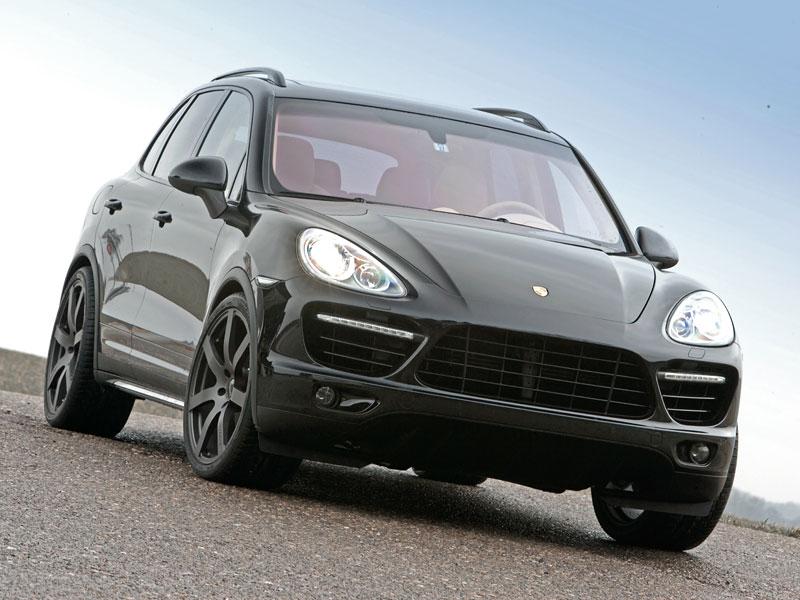 Ženeva 2011: Sportec SP 580 Cayenne Turbo: skrytá hrozba: - fotka 1
