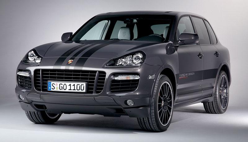Porsche Cayenne GTS Porsche Design Edition 3: exkluzivní SUV: - fotka 5