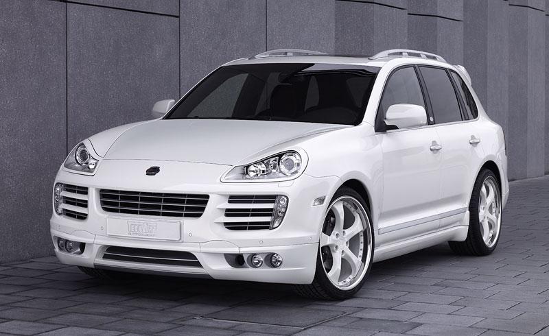 Porsche Cayenne Diesel: více síly nabízí TechArt: - fotka 3