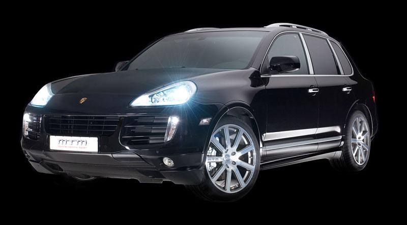 Porsche Cayenne Diesel by MTM: - fotka 1