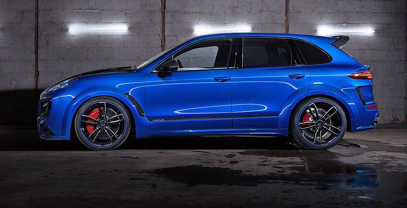 Porsche Cayenne TechArt Magnum Sport má výkon až 700 koní a umí 295 km/h: - fotka 7