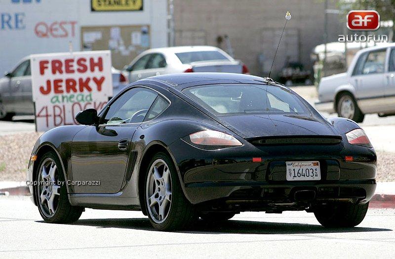 Spy Photos: Porsche Boxster + Cayman: - fotka 6
