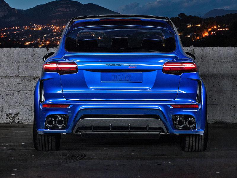 Porsche Cayenne TechArt Magnum Sport má výkon až 700 koní a umí 295 km/h: - fotka 10
