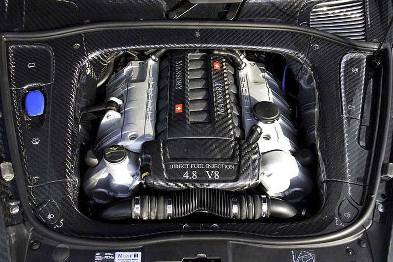 Mansory Chopster: karbonové hrátky s Porsche Cayenne: - fotka 9