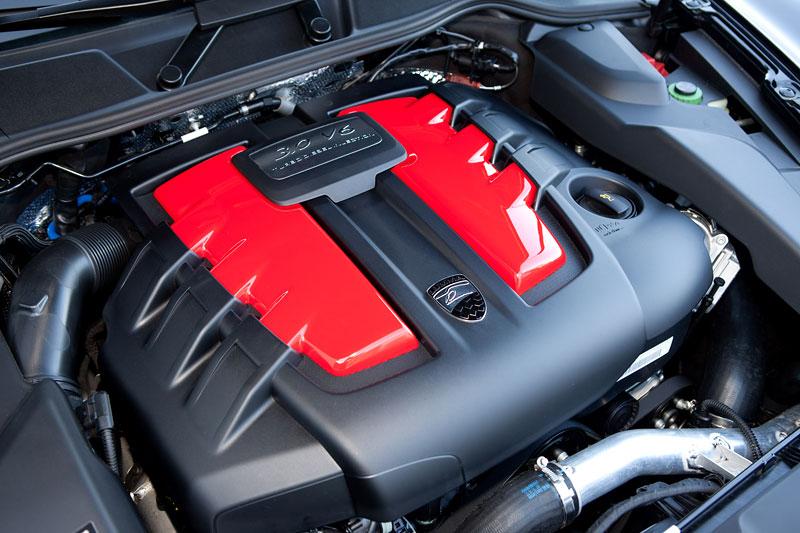 Porsche Cayenne Diesel: decentní SUV od Lumma Design: - fotka 11