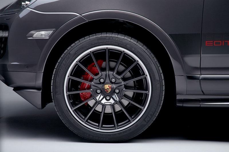 Porsche Cayenne GTS Porsche Design Edition 3: exkluzivní SUV: - fotka 9