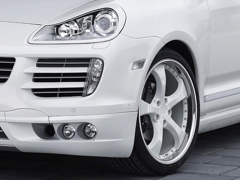 Porsche Cayenne Diesel: více síly nabízí TechArt: - fotka 7