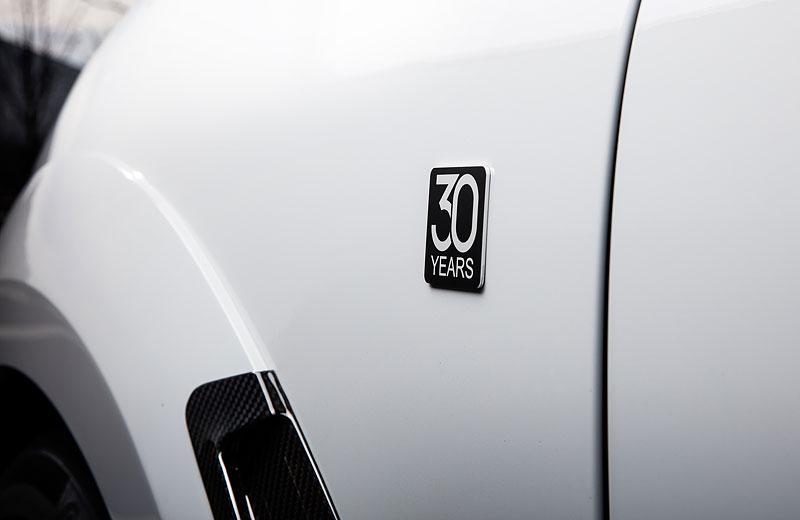 TechArt si k narozeninám nadělil Magnum Sport Edition 30 Years: - fotka 15