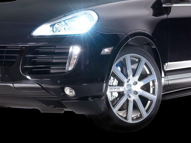Porsche Cayenne Diesel by MTM: - fotka 5