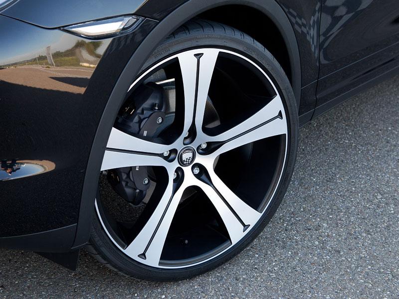 Porsche Cayenne Diesel: decentní SUV od Lumma Design: - fotka 14