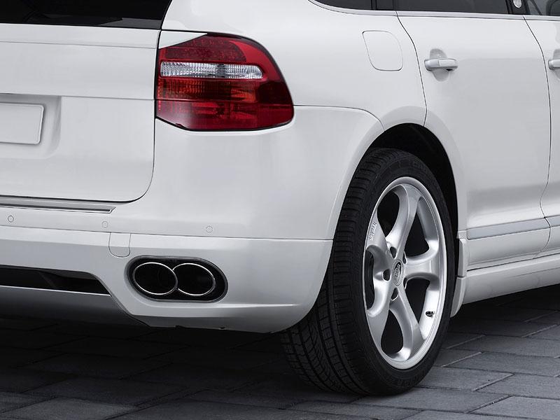 Porsche Cayenne Diesel: více síly nabízí TechArt: - fotka 9