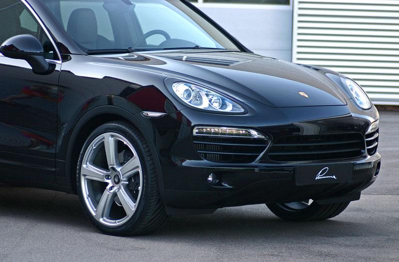 Porsche Cayenne Diesel: decentní SUV od Lumma Design: - fotka 15