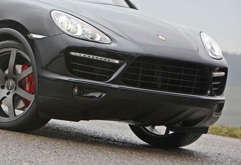 Ženeva 2011: Sportec SP 580 Cayenne Turbo: skrytá hrozba: - fotka 8
