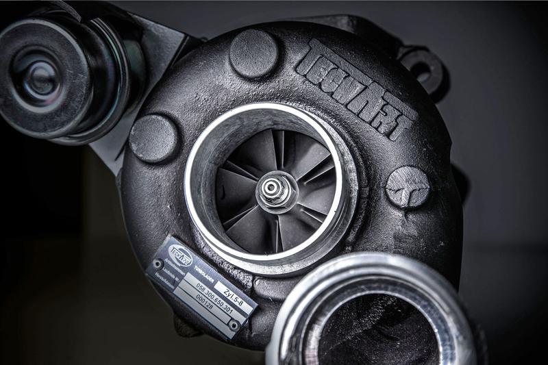 TechArt Magnum nastupuje v nové podobě: - fotka 11