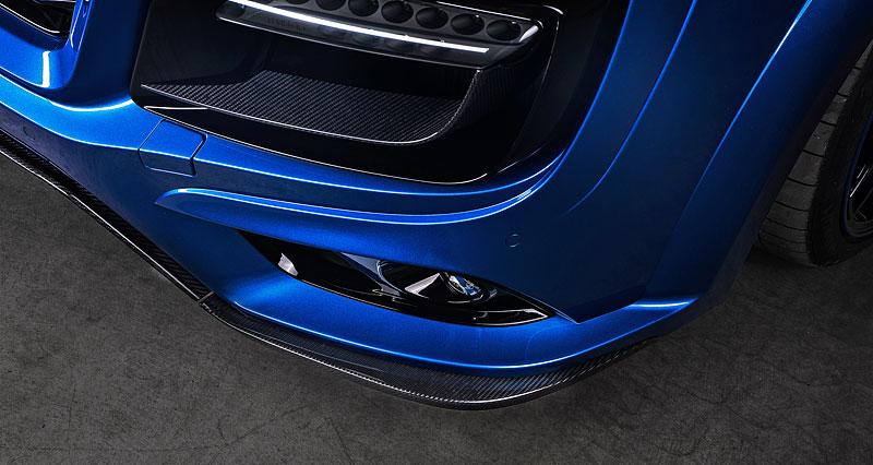 Porsche Cayenne TechArt Magnum Sport má výkon až 700 koní a umí 295 km/h: - fotka 14
