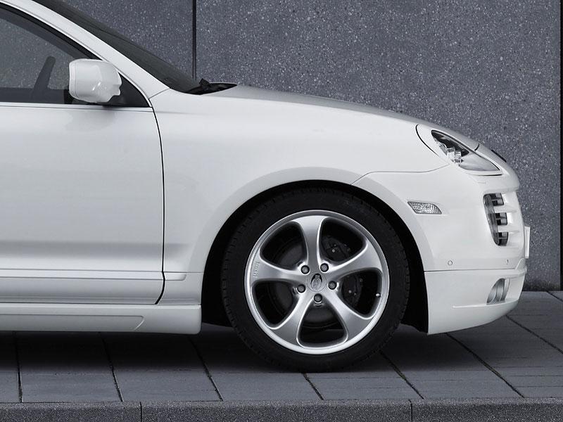 Porsche Cayenne Diesel: více síly nabízí TechArt: - fotka 10