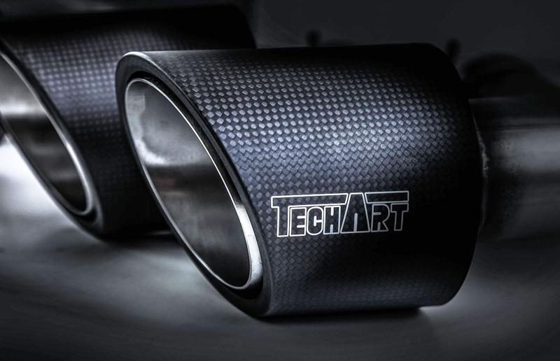 TechArt Magnum nastupuje v nové podobě: - fotka 12