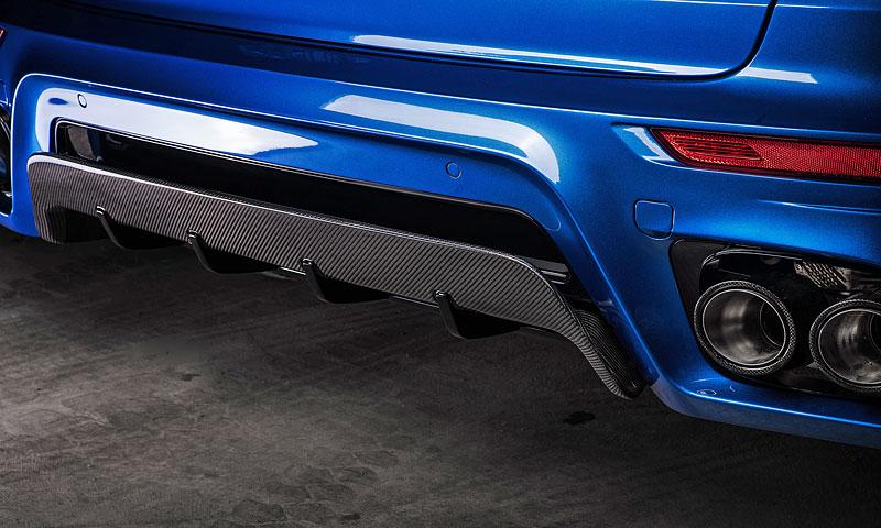 Porsche Cayenne TechArt Magnum Sport má výkon až 700 koní a umí 295 km/h: - fotka 18