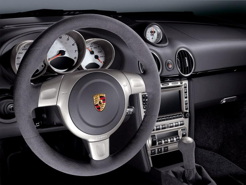 Limitované série pro Porsche Boxster S a Cayman S: - fotka 6