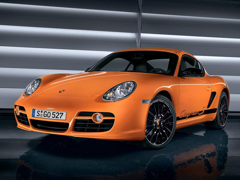 Limitované série pro Porsche Boxster S a Cayman S: - fotka 9