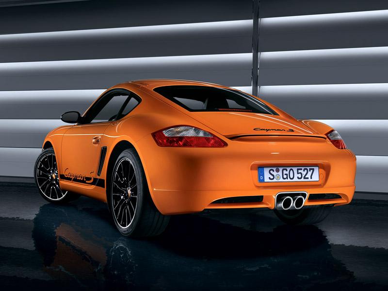 Limitované série pro Porsche Boxster S a Cayman S: - fotka 10