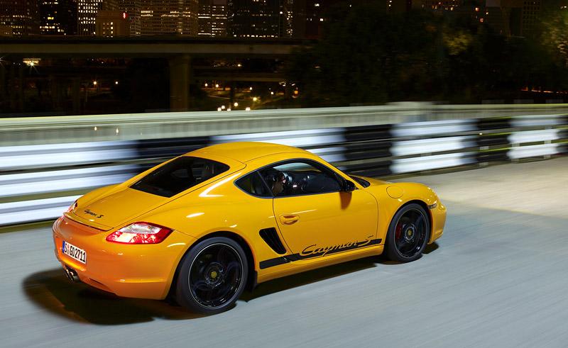 Limitované série pro Porsche Boxster S a Cayman S: - fotka 11