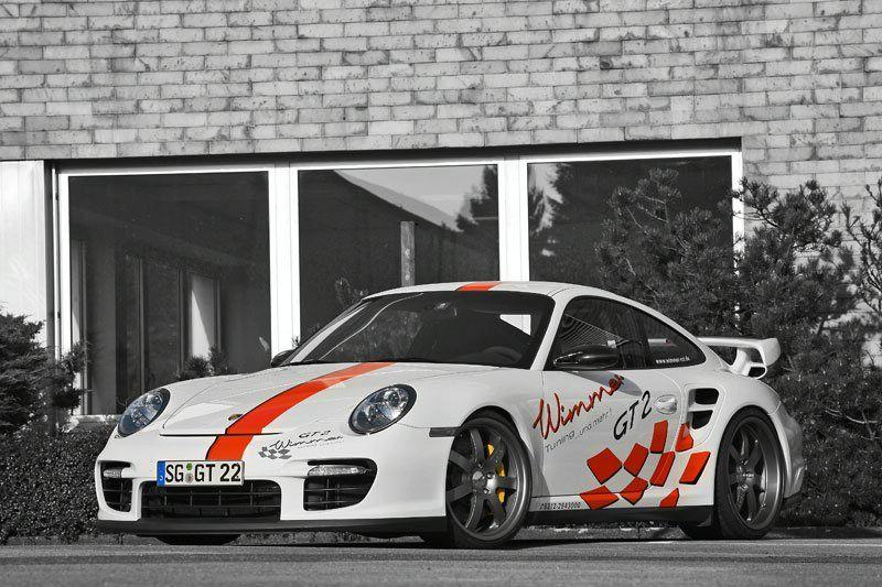 Wimmer RS GT2 Speed Bi-Turbo: 827 koní pod kapotou Porsche: - fotka 3