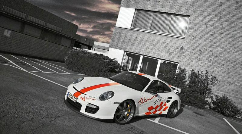 Wimmer RS GT2 Speed Bi-Turbo: 827 koní pod kapotou Porsche: - fotka 5