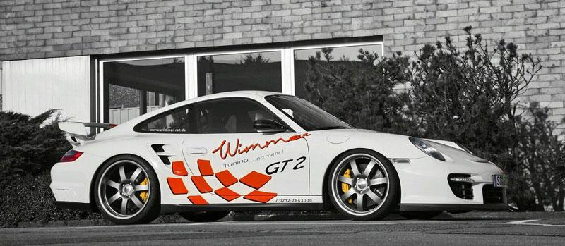 Wimmer RS GT2 Speed Bi-Turbo: 827 koní pod kapotou Porsche: - fotka 6