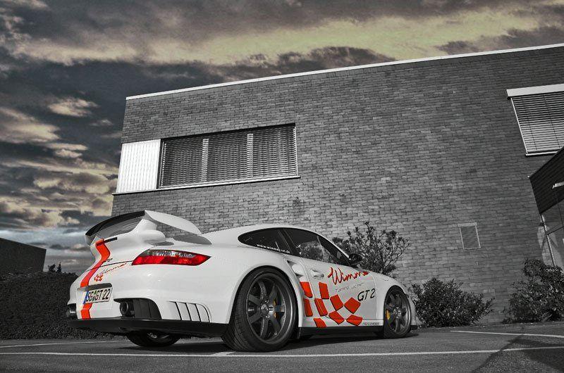 Wimmer RS GT2 Speed Bi-Turbo: 827 koní pod kapotou Porsche: - fotka 7