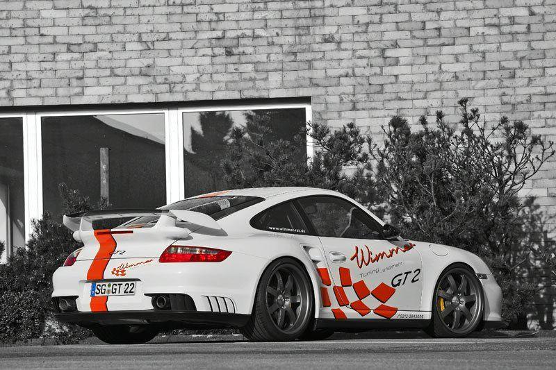 Wimmer RS GT2 Speed Bi-Turbo: 827 koní pod kapotou Porsche: - fotka 8