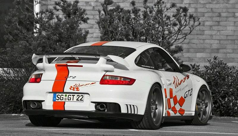 Wimmer RS GT2 Speed Bi-Turbo: 827 koní pod kapotou Porsche: - fotka 9