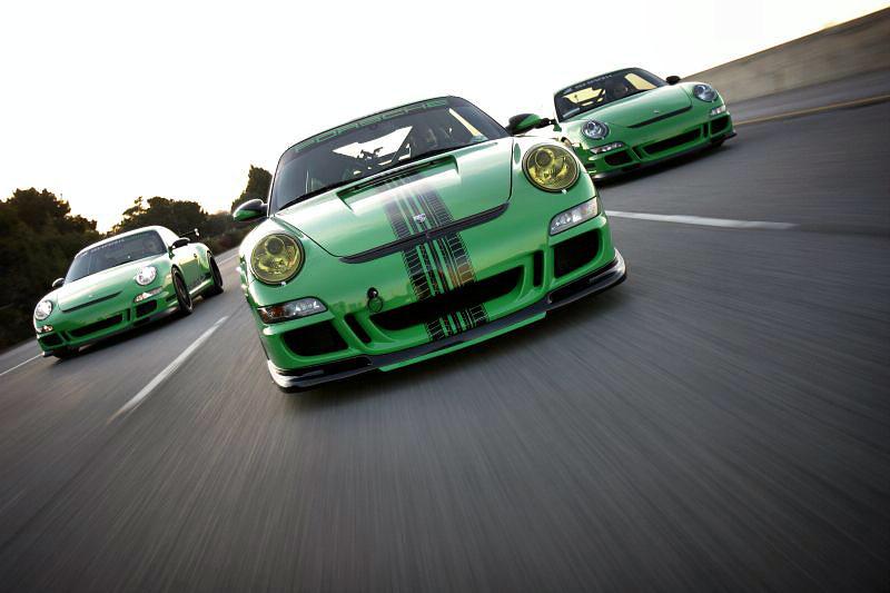 Porsche 911 GT3 RS: 3,9 l a 502 koní od Sharkwerks: - fotka 2