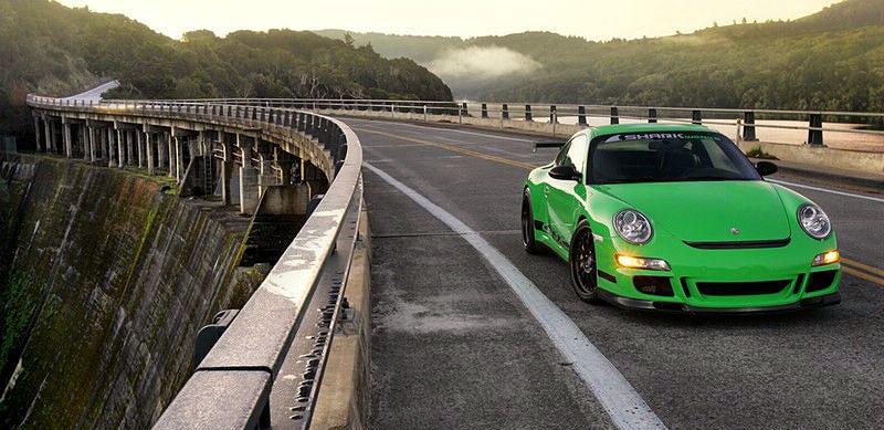Porsche 911 GT3 RS: 3,9 l a 502 koní od Sharkwerks: - fotka 3