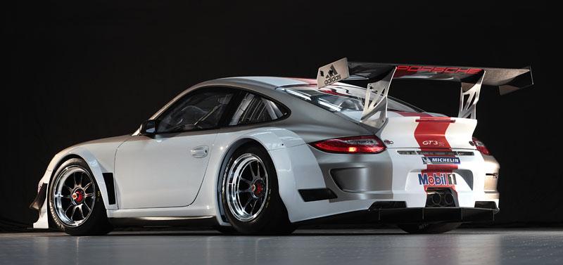 Porsche 911 GT3 R: premiéra v Birminghamu: - fotka 5