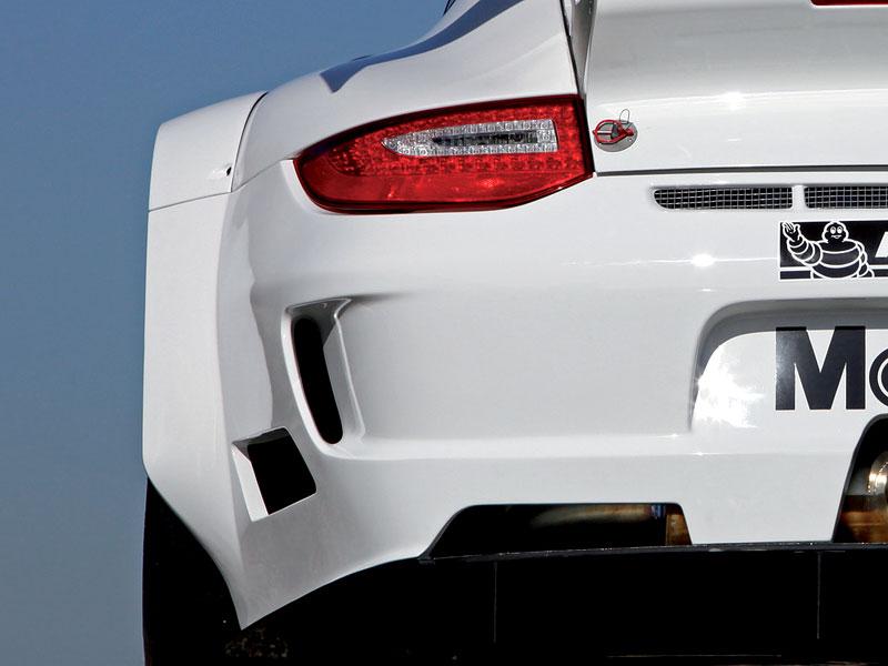 Porsche 911 GT3 R: premiéra v Birminghamu: - fotka 10