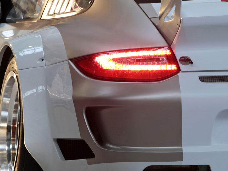 Porsche 911 GT3 R: premiéra v Birminghamu: - fotka 13