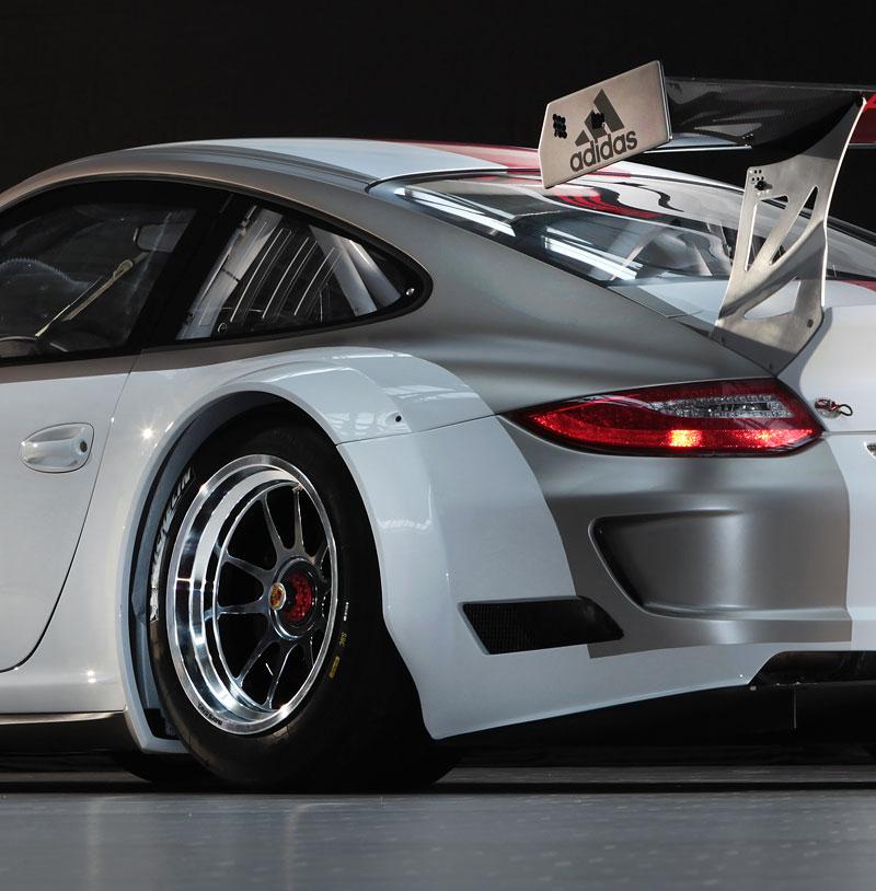 Porsche 911 GT3 R: premiéra v Birminghamu: - fotka 14