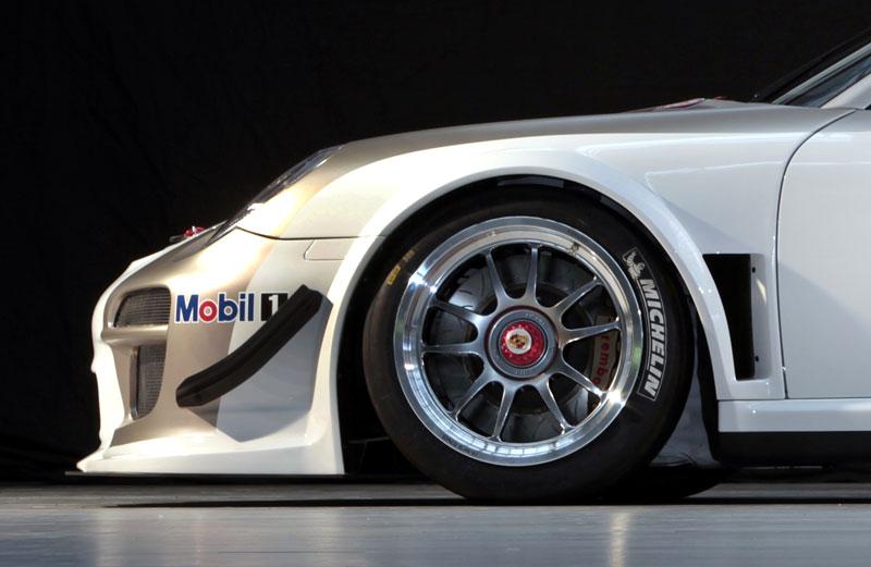 Porsche 911 GT3 R: premiéra v Birminghamu: - fotka 15