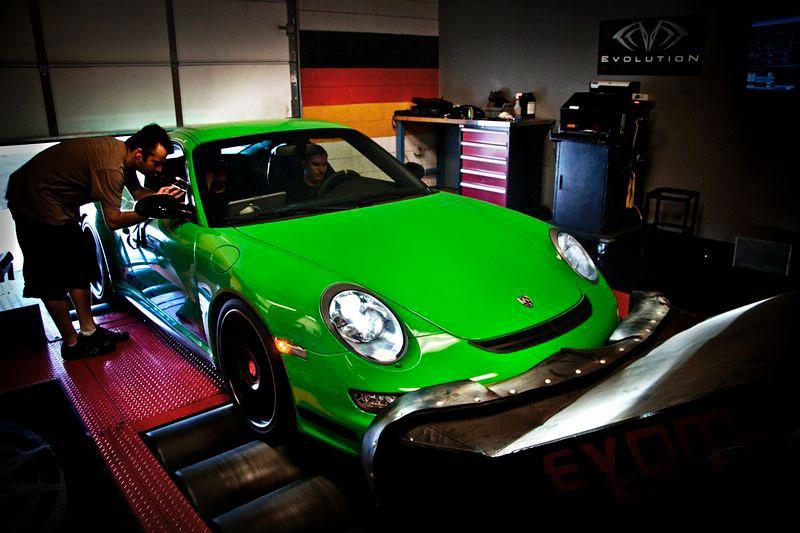 Porsche 911 GT3 RS: 3,9 l a 502 koní od Sharkwerks: - fotka 6