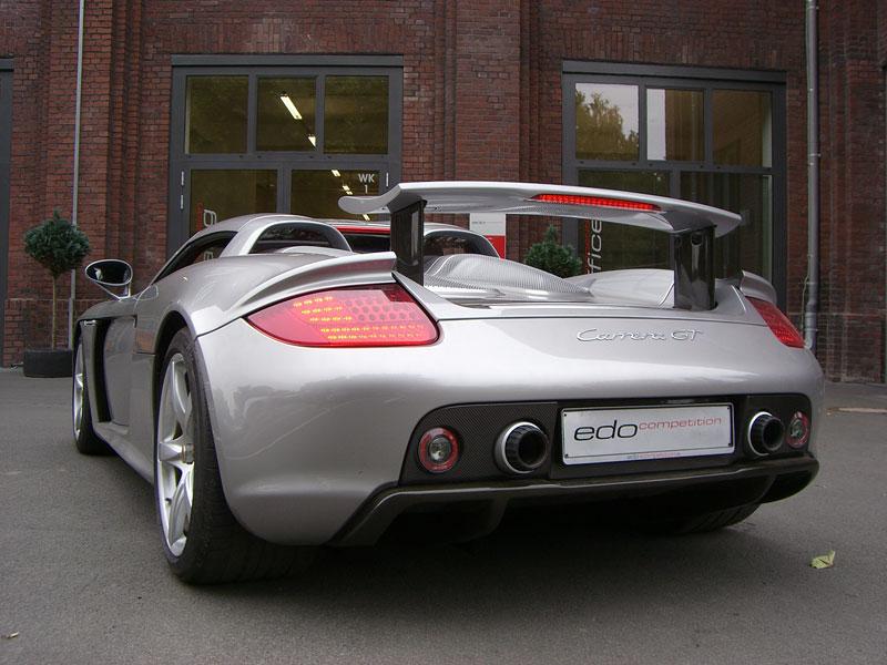 Edo Competition Carrera GT: hned čtyři stupně výkonu: - fotka 8