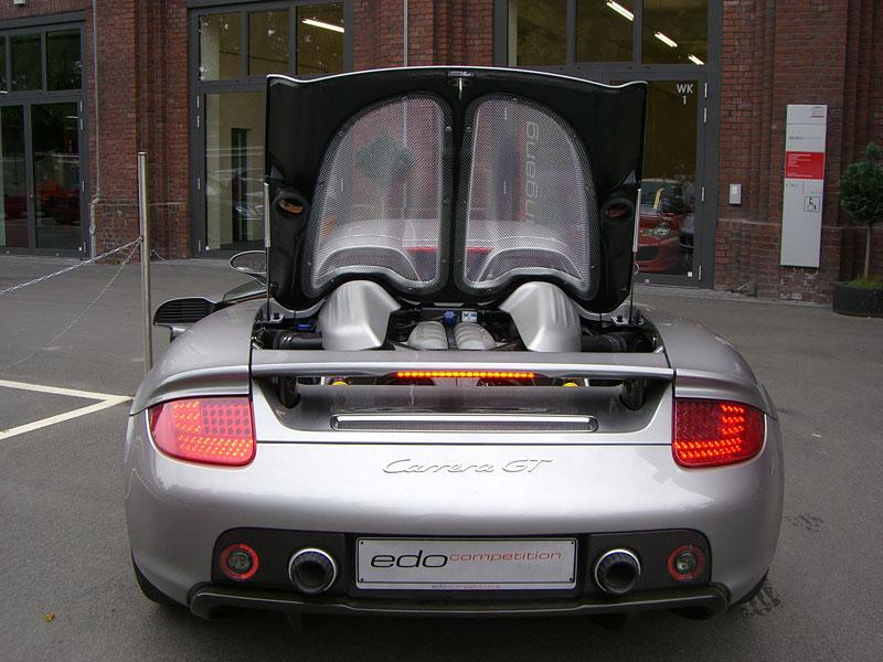 Edo Competition Carrera GT: hned čtyři stupně výkonu: - fotka 10