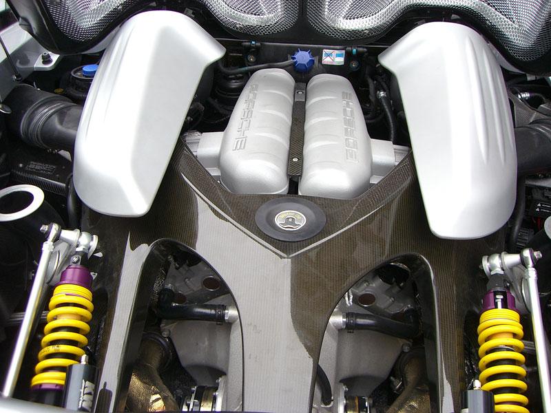 Edo Competition Carrera GT: hned čtyři stupně výkonu: - fotka 12