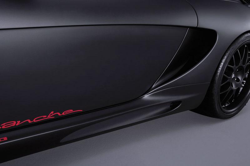 Gemballa Avalanche GTR 600 Roadster: více výkonu pro milovníky čerstvého vzduchu: - fotka 8
