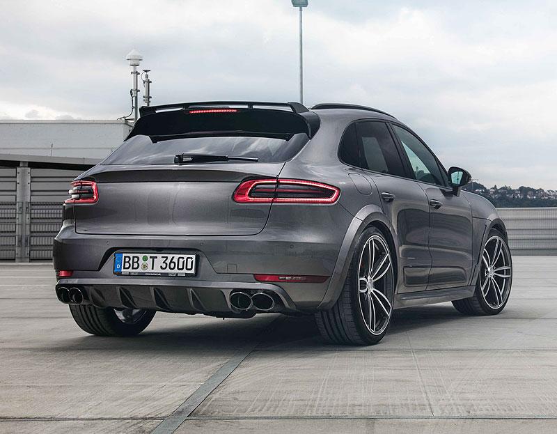 TechArt začíná odhalovat své úpravy pro Porsche 718: - fotka 12
