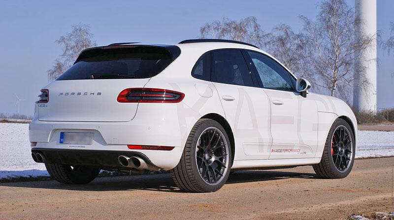 Porsche Macan S Diesel od Kaege: Větší stádo naftových koní z Porýní: - fotka 6