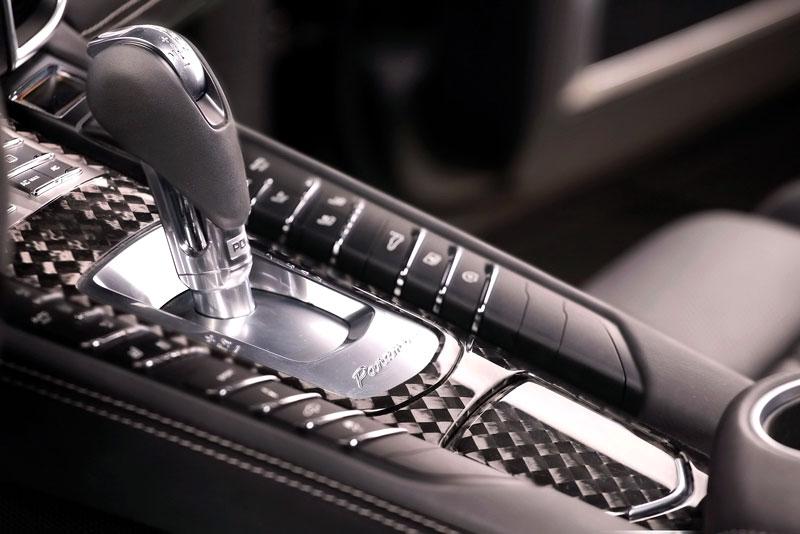 Porsche Panamera Stingray: výsledek mezinárodní spolupráce: - fotka 2