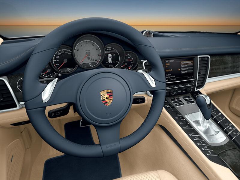 Porsche Panamera má za sebou světovou premiéru: - fotka 1
