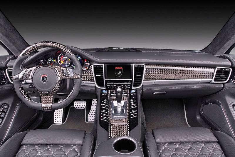 Porsche Panamera Stingray: výsledek mezinárodní spolupráce: - fotka 1