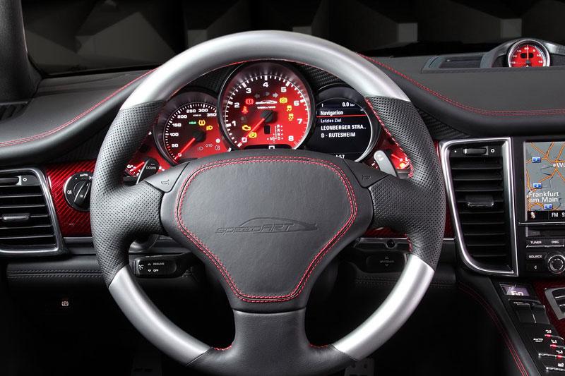 Porsche Panamera PS9: premiéra na Essen Motor Show: - fotka 1